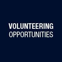 Volunteering Opportunities